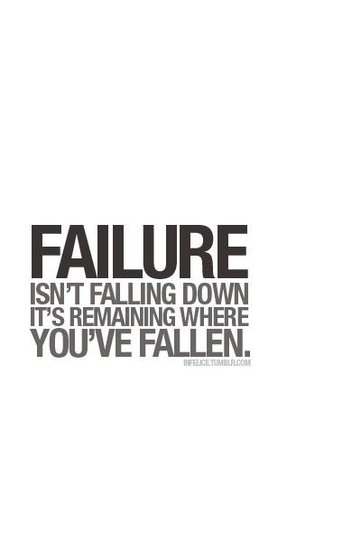 Reasons Why Business Failure Is Good To Achieve Success