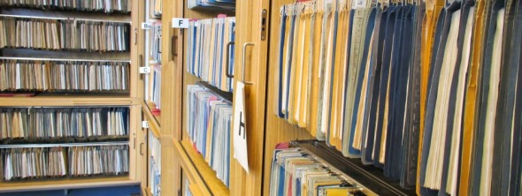Frequently Asked Questions Regarding Professional Document Storage