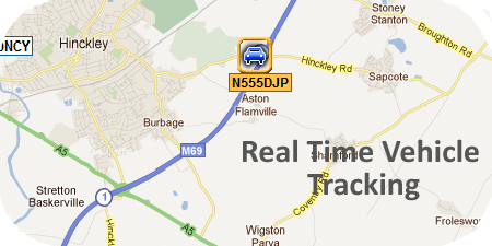 Latest Technology in Real Time Vehicle Tracking Can Enhance Your Business