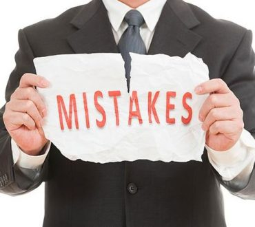6 Mistakes that Can Quickly Bring Down a Small Business