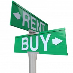 Don't buy or rent