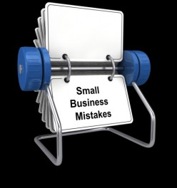 Common Financial Mistakes Made by Small Businesses