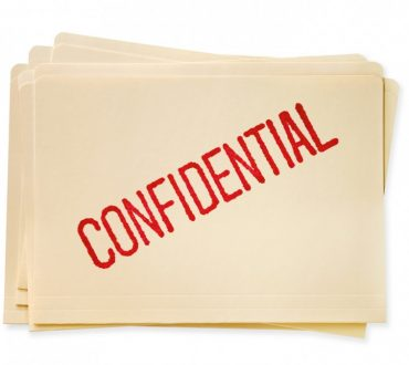 How to Protect Confidential Information Using Document Management